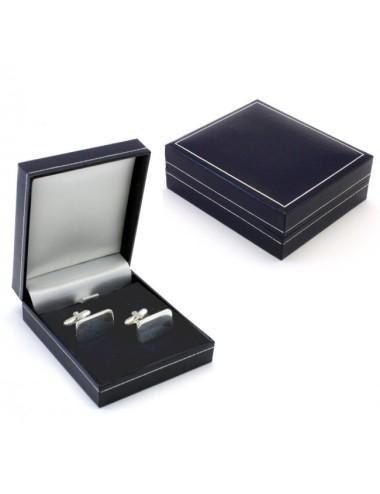 Luxe geschenkverpakking voor manchetknopen
