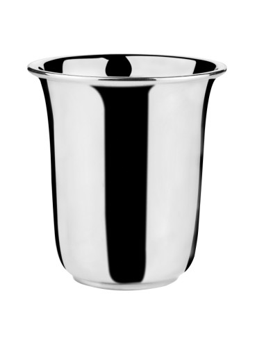 Zilverstad zilveren kinderbeker bol (zilver 925)