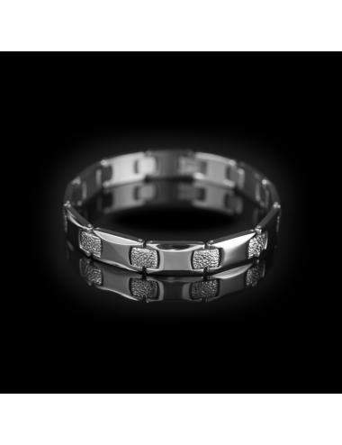 Titanium Armband Block